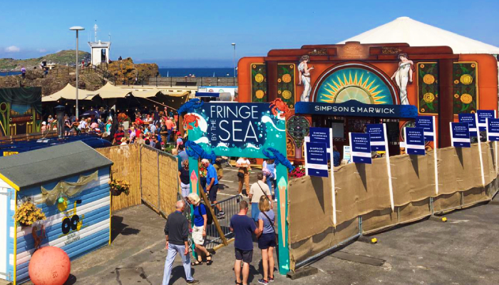 Citizen Ticket - Fringe By The Sea 2019