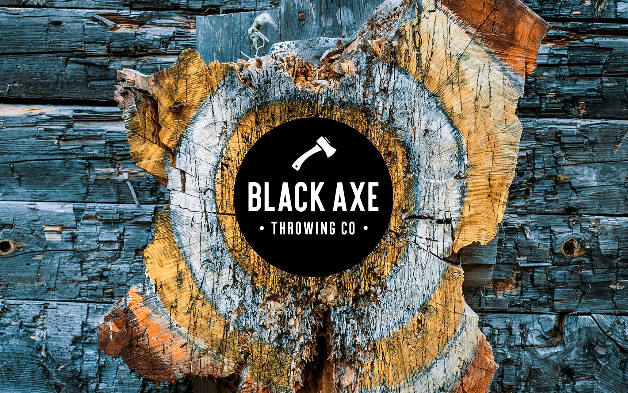 Black Axe Throwing Co - it's a wrap…for now!