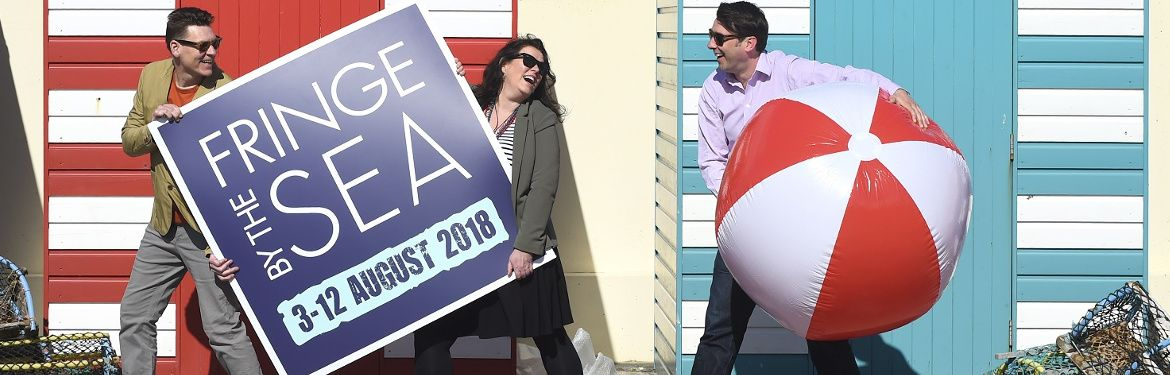 Ten days of seaside shenanigans at Fringe By The Sea