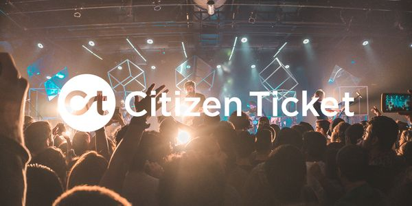 Citizen Ticket delivers first UK Festival, Awards and Venue on the Blockchain