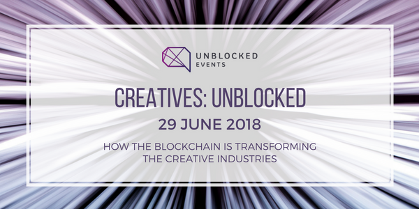 Unblocking the blockchain for creative industries